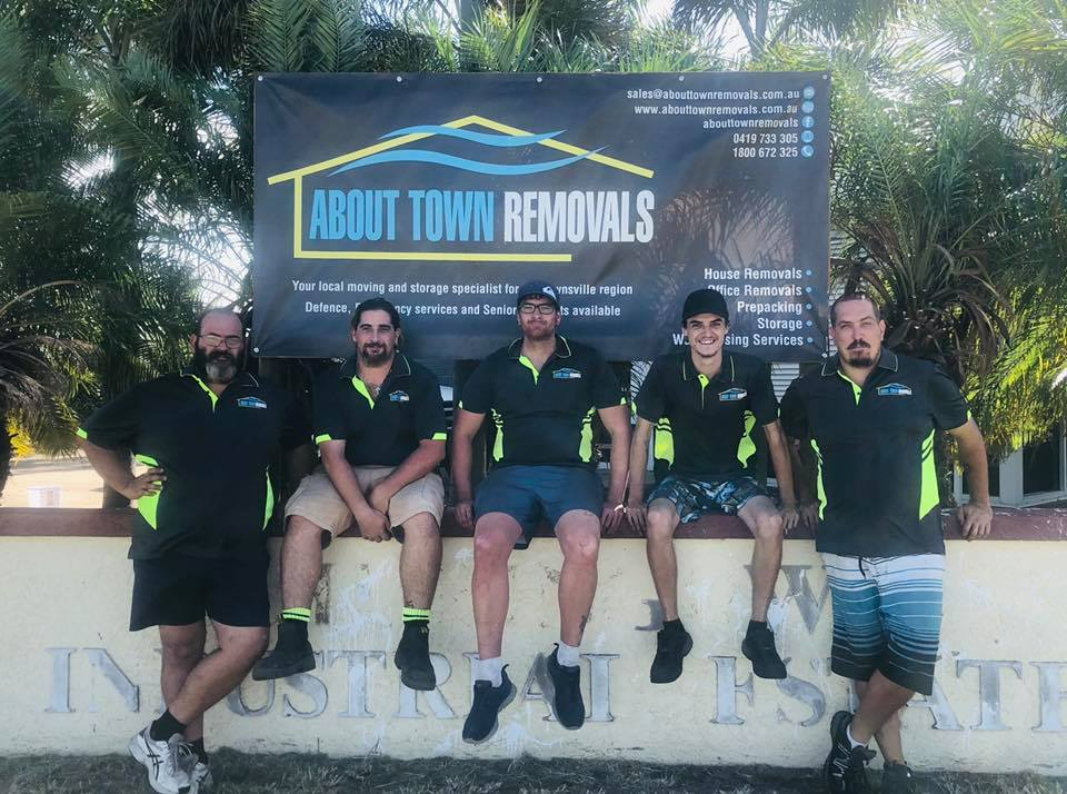 About Town Removals Team